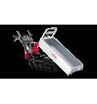 Transporteur à chenille Honda HP500 H benne basculée  - Videoson.eu