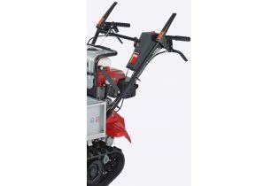 Transporteur à chenille Honda HP500 H commandes guidon
