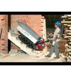 Transporteur à chenille Honda HP500 H monté un escalier
