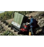 Transporteur à chenille Honda HP500 H monte escalier - Videoson.eu