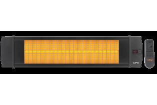 Chauffage radiant UFO BlackLine 2500w - Videoson.eu