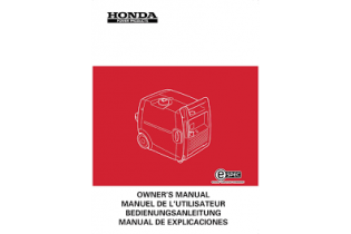 HONDA EM65i - Manuel utilisateur - Mode d'emploi - Notice HONDA