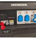 Honda EU70is face avant - Videoson.eu