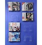 Présentoir mural plexiglas 8 cases A4 - videoson.eu