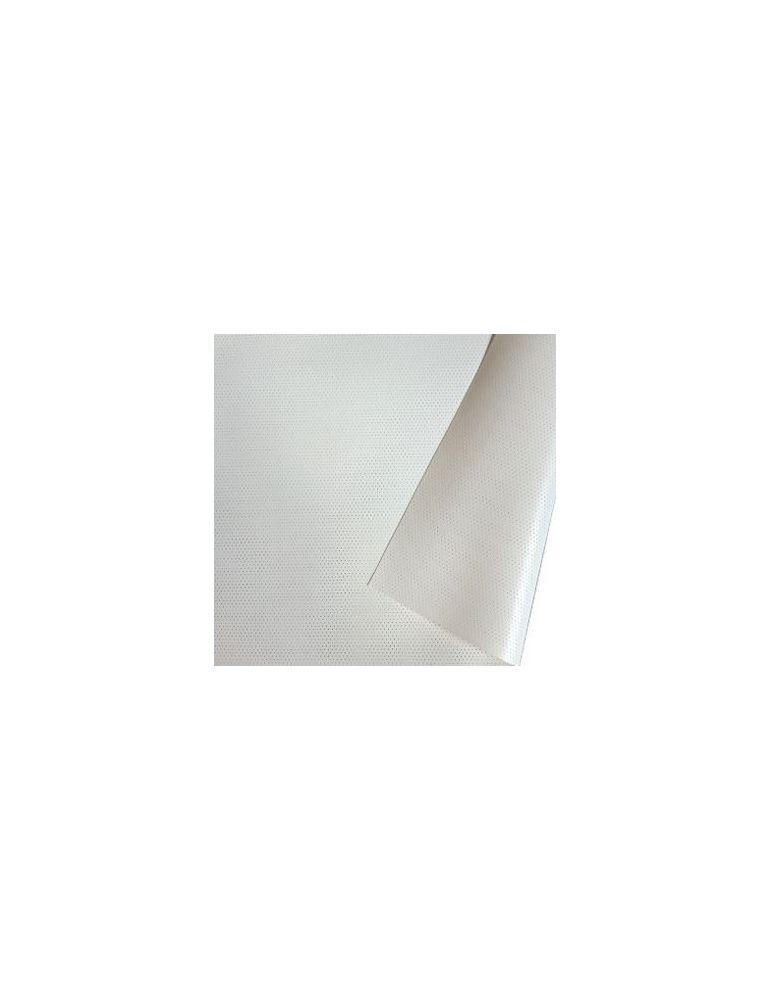 Toile nue Microperf'Oray HD 4K - Blanc Mat - 0,40 kg/m² - ORAY - Videoson.eu