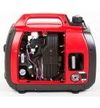 EU22i honda sous le capot filtre à air carburateur bouchon vidange videoson.eu