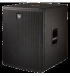 Enceinte EV ELX118P, Sub amplifié, 1 x 18'' + 1 x 1''5, ampli 700W