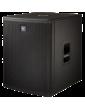 Enceinte amplifiée Electrovoice EV ELX118P, Sub amplifié, 1 x 18'' + 1 x 1''5, ampli 700W face gauche