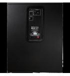 Enceinte amplifiée Electrovoice EV ELX118P, Sub amplifié, 1 x 18'' + 1 x 1''5, ampli 700W arrière