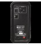 Enceinte amplifiée Electrovoice EV ELX118P, Sub amplifié, 1 x 18'' + 1 x 1''5, ampli 700W panneau de commande