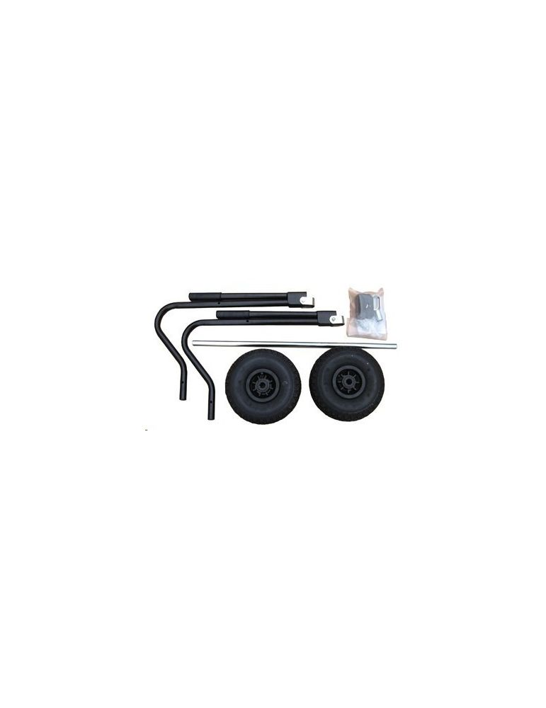 Kit de transport (2 roues) brouette ou brancard pour Groupe electrogène HONDA EC2000 et ECM2800 - Videoson.eu