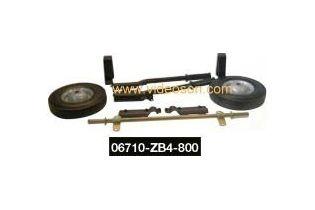Kit brouette 2 roues pour groupe electrogene Honda EM3100CX(S) - EM4500CX(S) - EM5500CX(S)