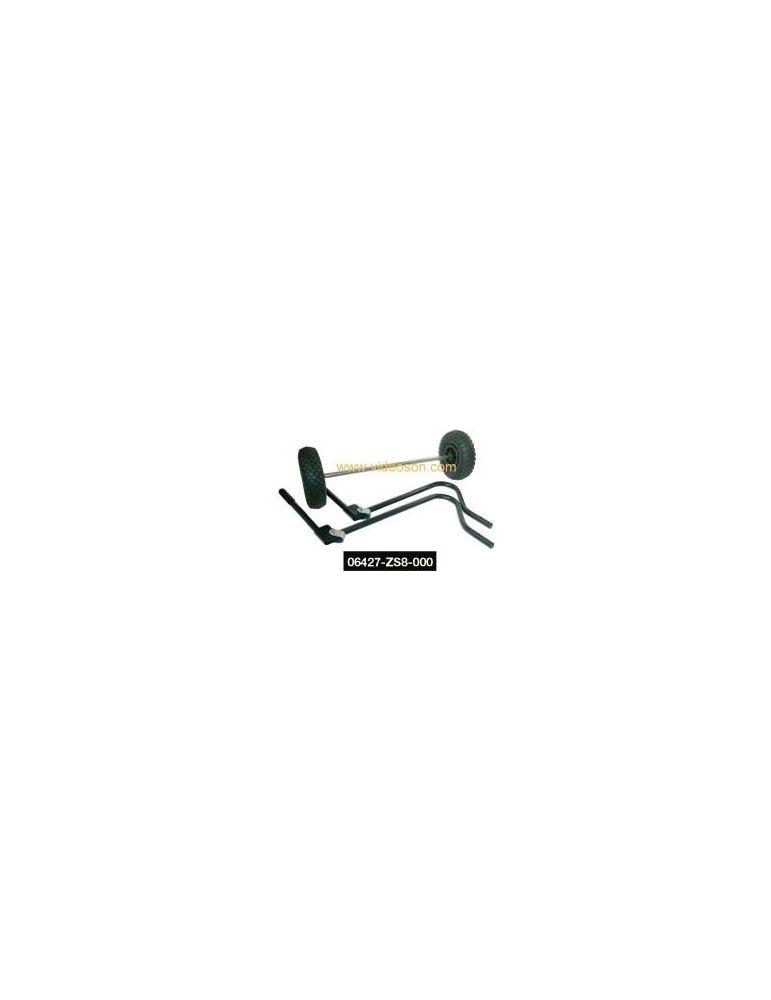 Kit brouette 2 roues pour groupe electrogene Honda EC2200 - EC4000 - EC5000 - EC6000 - ECT7000