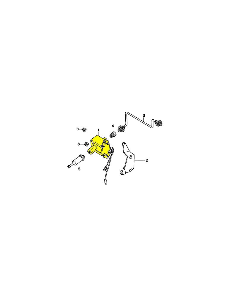 Pompe à essence pour groupe électrogène HONDA EV3610 - Videoson.eu