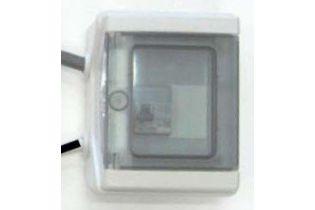Interrupteur differentiel 220V 40A pour Commande de demarrage ATS10-ATS9