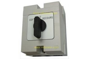 Inverseur manuel d'alimentation electrique HONDA INVBIPOL25
