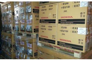 Groupe électrogène HONDA EU10i 230V - 1000 VA / 50 Hz + 12 V - 8 A  - inverter - En Stock