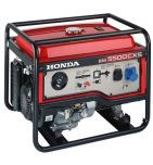 HONDA EM5500 - Manuel...