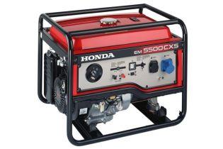 HONDA EM5500 - Manuel utilisateur - Mode d'emploi - Notice HONDA