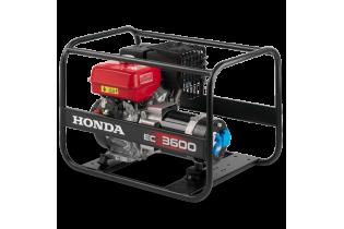 HONDA EC3600 - Manuel utilisateur - Mode d'emploi - Notice HONDA