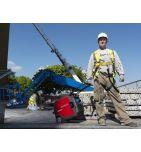 Groupe electrogène HONDA EU30i 230V - 3000VA / 50 Hz Magnesium ultra-portable sur les chantiers - Videoson.eu