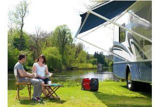 Groupe electrogène HONDA EU30i 230V - 3000VA / 50 Hz Magnesium ultra-portable camping