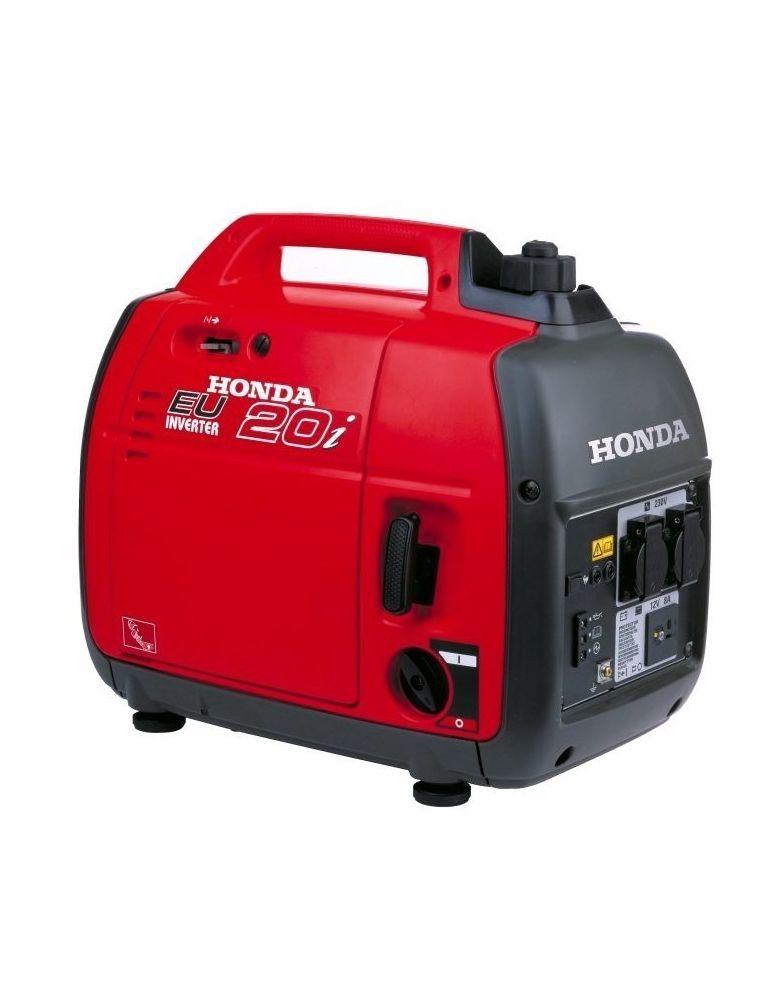 Groupe electrogene ultra-portable HONDA EU20i 230V - 2000 VA / 50 Hz + 12 V - 8 A  - inverter - Videoson.eu