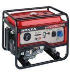 Groupe electrogene HONDA EM5500CX 230V - 5500 VA / 50 Hz  + 12 V - 8 A - A.V.R