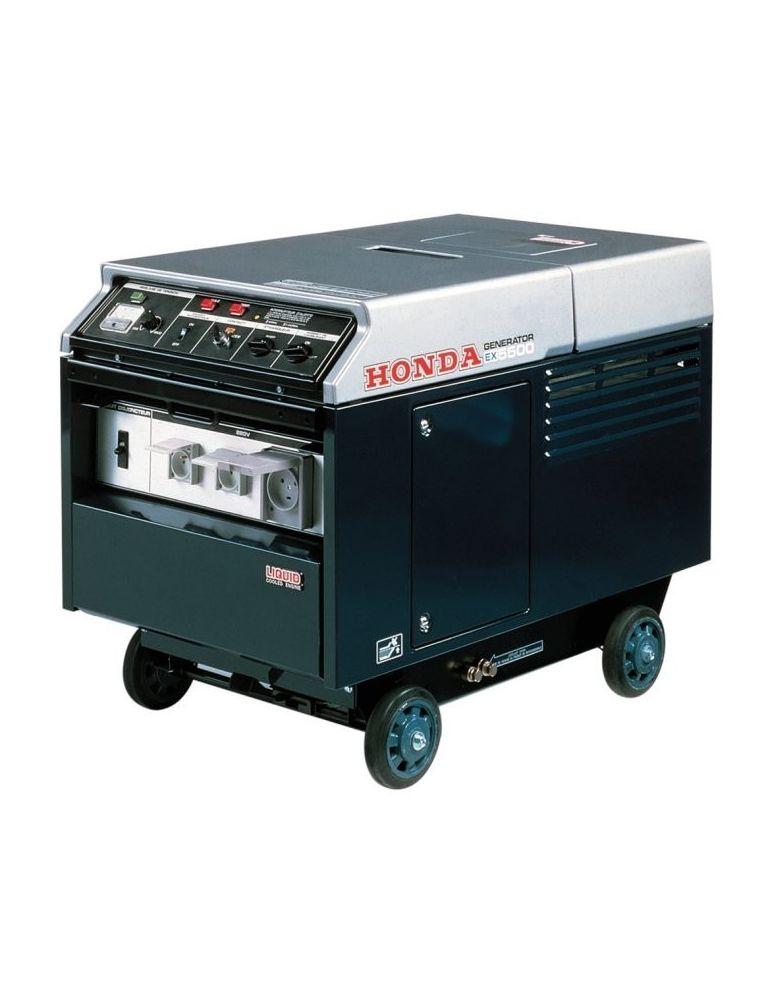 Groupe électrogène HONDA EX5500 - Videoson.eu