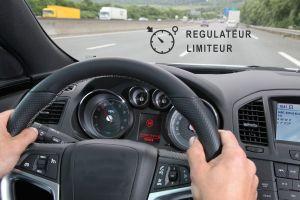 Régulateurs/Limiteurs de vitesse
