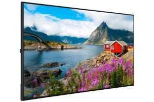 """Écrans moniteur TV led lcd plasma Audiovisuel Ecran LED 98"""" (250cm) 4K natif VESTEL PDU98S31B garanti 3ans sur site"""